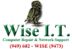 Wise I.T. Computer Repair Service