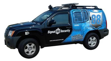Signal 88 Security Security Orange County Business