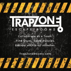 TrapZone Rooms