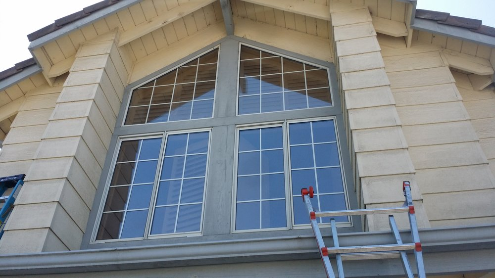Precision Window Cleaning Home Orange County Business