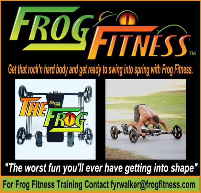 086c94169 Business Tags: Fitness Equipment, Frog Fitness, High-Intensity Interval  Training, Strength Training, Total Body Training Device